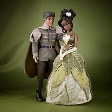 Disney Fairy Tales Designer Collection Tiana & Prince NaveenLimited Edition Doll