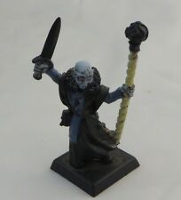 Warhammer Vampire Count lord or necromancer  metal  oop rogue trader era