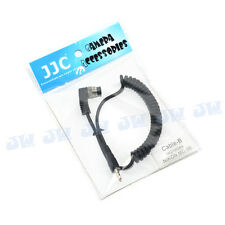 JJC Remote Control Connecting Cable for NIKON D810 D800 D700 D3s D4s D2x D1 F90x