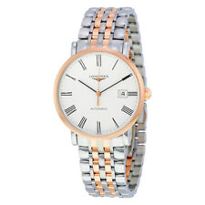 Longines Elegant Automatic White Dial Ladies Watch L4.910.5.11.7