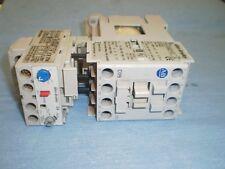 ALLEN BRADLEY 100-C09D*10 CONTACTOR SER A W/ 193-EA1DB SER B