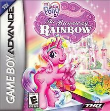 My Little Pony: Crystal Princess -- Runaway Rainbow (Nintendo Game Boy Advance,…