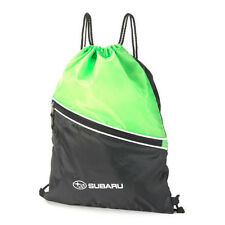 Genuine Subaru Official Clinch Bag Back Pack Forester Impreza STi WRX Racing Oem