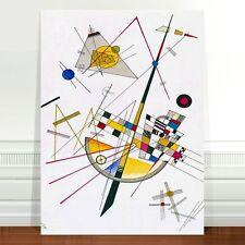 "Wassily Kandinsky Mild Tension ~ FINE ART CANVAS PRINT 8x10"""