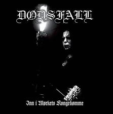 Dodsfall-Inn i morkets kongedomme, CD BLACK METAL