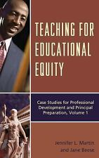 Teaching for Social Justice Vol. 1 : Practical Case Studies for Professional...