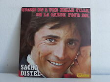 SACHA DISTEL Quand on a une belle fille on la garde pour soi 49100