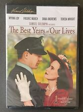 THE BEST YEARS OF OUR LIVES (WILLIAM WYLER) *NEW DVD*