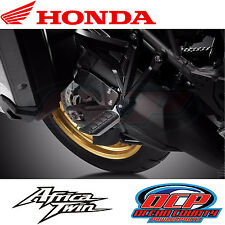NEW GENUINE HONDA 2016 AFRICA TWIN CRF1000L OEM PASSENGER COMFORT FOOT PEGS