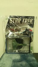 *#20 STAR TREK STARSHIPS COLLECTION KLINGON ATTACK CRUISER ENTERPRISE WARS