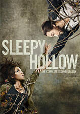 Sleepy Hollow: Season 2 (Blu-ray Disc, 2015, 4-Disc Set)