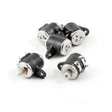 3-5V 2 Phase 4 Wire Micro Stepper Motor 5Pcs for Cannon Camera