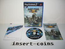 SOCOM : US Navy SEALs   -   Playstation 2 / PS2 / Pal  #111
