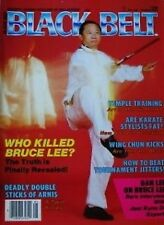 5/88 BLACK BELT MAGAZINE BRUCE LEE DANUAL LEE KARATE KUNG FU MARTIAL ARTS AIKIDO