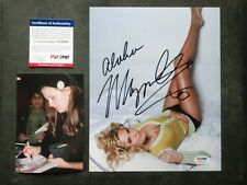Maggie Grace Hot! IP signed 8x10 photo PSA/DNA cert PROOF!!