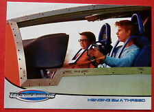 Thunderbirds (il film 2004) - CARD #53 - appeso a un filo-carte Inc 2004