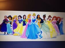 DISNEY PRINCESS 8 cross stitch kit