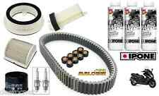 kit Révision Yamaha 500 Tmax 2001-2007 (Revision complète) Malossi Ipone