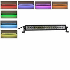 "12"" LED Halo Light Bar 12 inch Muti Colored RGB"