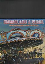 EMERSON LAKE & PALMER - black moon LP