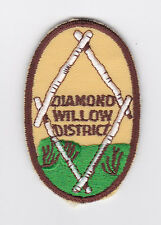SCOUT OF CANADA - CANADIAN SCOUTS ALBERTA (ALTA) DIAMOND WILLOW DISTRICT Patch