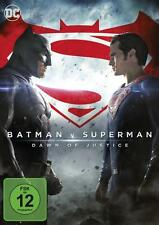 Batman v Superman: Dawn of Justice Henry Cavill, Ben Affleck DVD Neu!