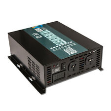 EMC CE approved 48V to 240V 50HZ 1000W Pure Sine Wave Solar Power Inverter