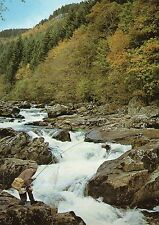 Postcard  Wales  a mountain stream near miners Bridge  Betws-y-Coed  un posted