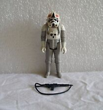 "VINTAGE KENNER STAR WARS ESB 1980 AT-AT DRIVER 3 3/4"" 100% HK COO EXCELLENT"
