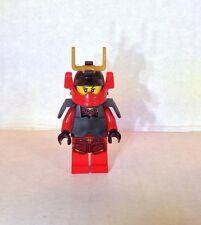 Genuine LEGO Ninjago Samurai X Nya Red Female Ninja Minifigure 9448 9566