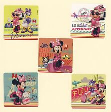 15 Minnie Mouse Jet Setter - Large Stickers - Daisy Duck - Party Favors