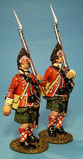 42nd Regiment - 2 Grenadiers Marching - John Jenkins #TIC-20 French & Indian War