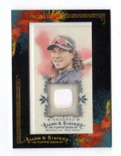 MAGGLIO ORDONEZ MLB 2009 TOPPS ALLEN AND GINTER RELICS (CHICAGO WHITE SOX,TIGERS