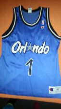 Original usa NBA Maillot Jersey Orlando Magic Anfernee Hardaway très rare