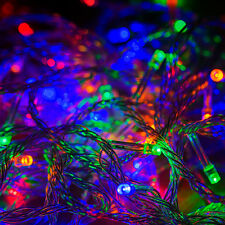 3X 100 LED 10M Christmas Tree Fairy Party Lights Xmax Waterproof RGB