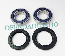 FRONT WHEEL AXLE BEARING SEAL KIT KAWASAKI ZX750 NINJA ZX7R 97 98 99 00 01 02 03