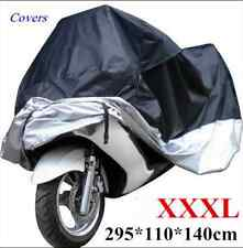 XXXL 116*44*55'' Motorcycle Cover Water Dustproof Scooter Cover UV Resistant