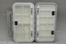 16 Compartments Fly Fishing Lures Hook Box Waterproof Tackle Boxes & Bags