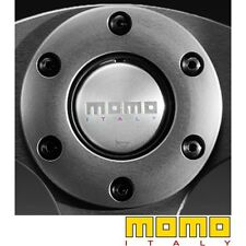 MOMO High Performance Race / Tuner Steering Wheel Centre Ring - Silver