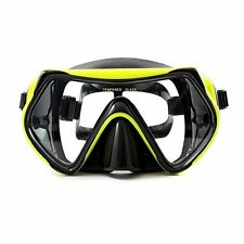 Innovative Premium Diving Goggles by Sportastisch: Hardened Anti-Mist Glasses fo