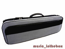 New Model / Good Quality Pro. 4/4 Enhanced Structure Violin Case+Free string set
