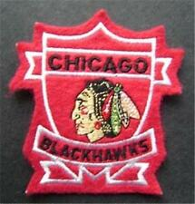 "Chicago Blackhawks NHL Hockey 3"" Crest Patch"