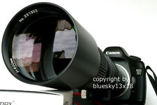 Super Telescope 500 1000mm for Samsung NX3 NX1000 NX200 NX300 NX500 NX310M