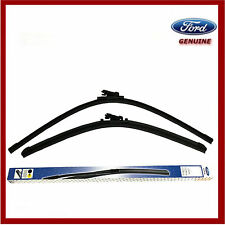 Genuine Ford C-MAX Front Flat Aero Wiper Blades 2011 Onwards 1793804 New