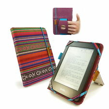 "Tuff-Luv Embrace Plus Material Case for 6"" e-readers (Kindle, Sony, Kobo)-Navajo"