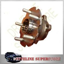 TWO front WHEEL BEARING & HUB UNITS TOYOTA RAV4 ACA31 ACA31R ACA33R 2.4L manual