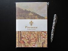 """Fiorenza """"Old Florence"""" A5 hardcover plain writing journal"""