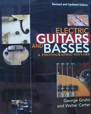 BOEK/LIVRE/BOOK : GUITARS ELECTRIC & BASSES (bas,gitaar,fender,gibson,gretsch