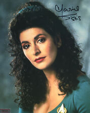 "MARINA SIRTIS In-Person Signed 8X10 Photo - SuperStars Gallery ""SSG"" COA - PROOF"