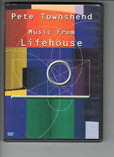 Pete Townshend - Music from Lifehouse (DVD, 2002) EX++